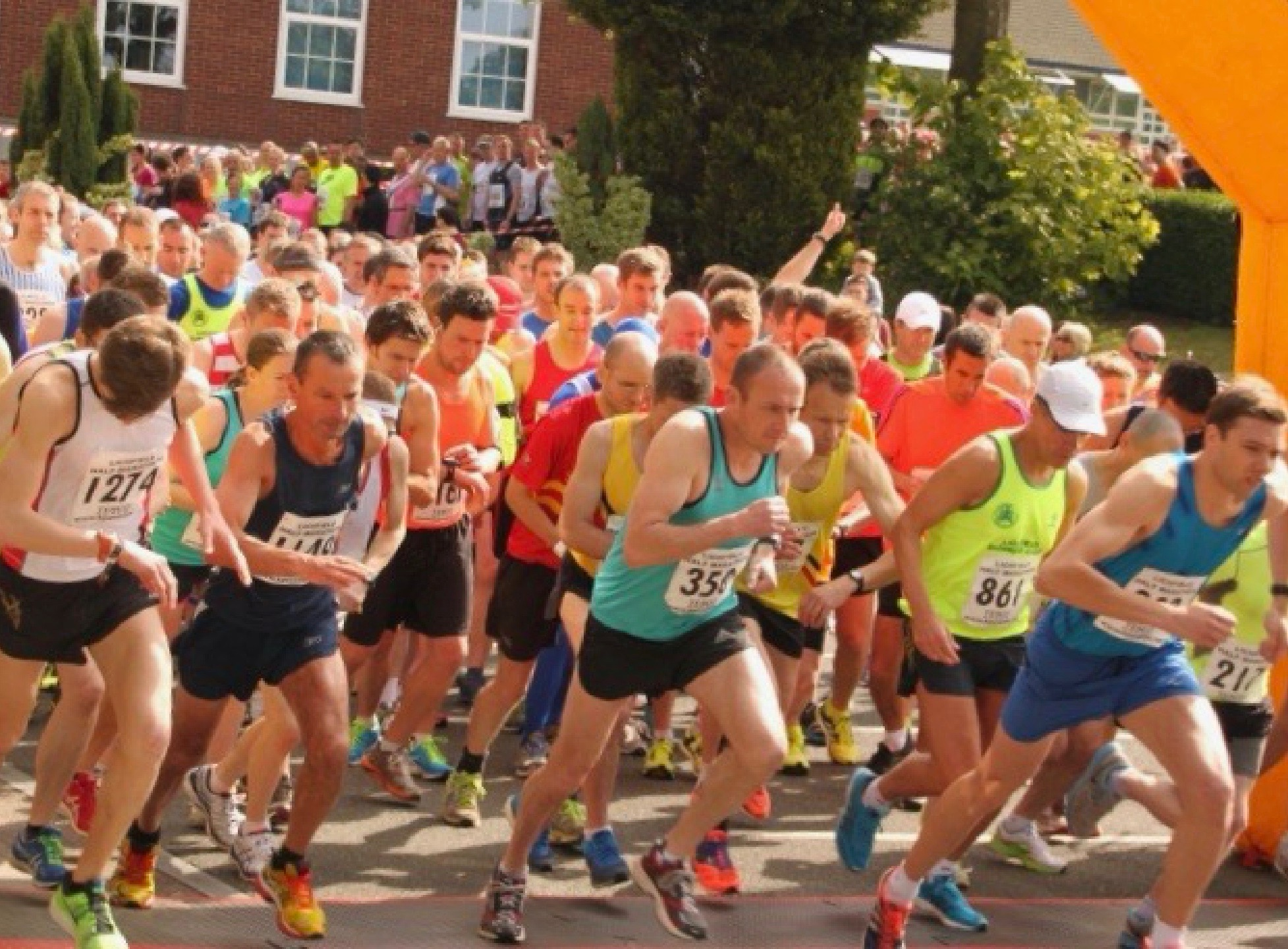 The Four Oaks Financial Services Lichfield Half Marathon
