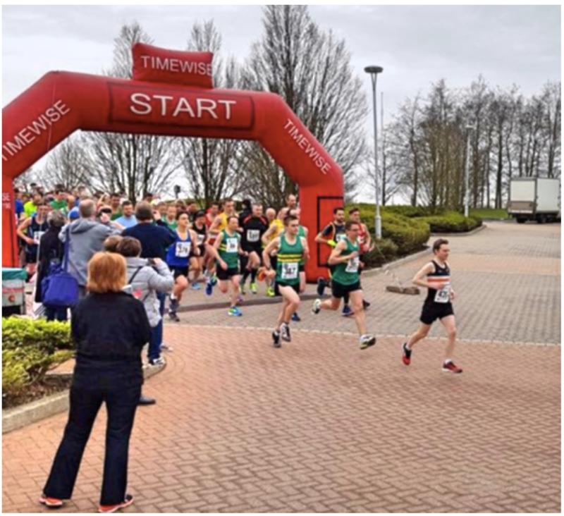 Solihull Half Marathon