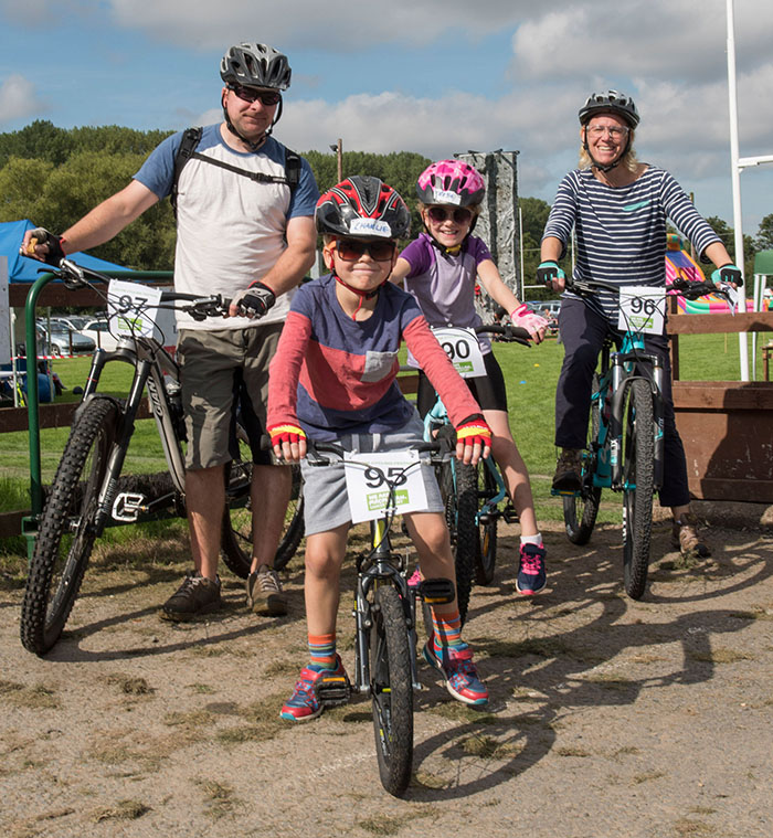 Ludlow Cycling Festival – Family Ride