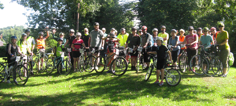 Ludlow Cycling Festival – Ride To The River